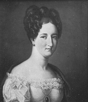 Princess Adelheid of Anhalt-Bernburg-Schaumburg-Hoym