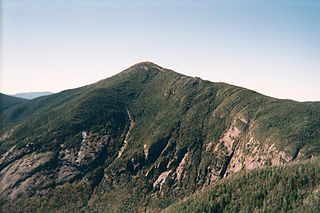 Mount Marcy Mountain in New York State, USA