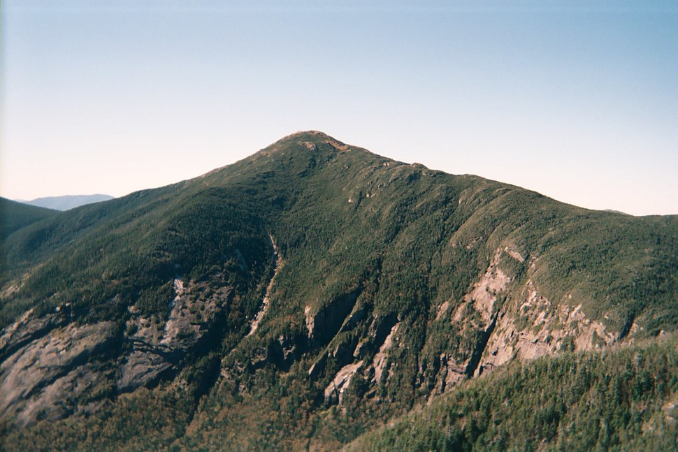 Adirondacks Mount Marcy From Mount Haystack