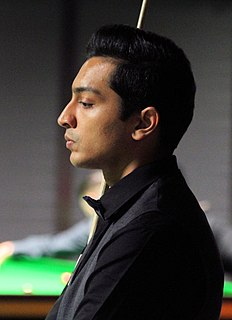Aditya Mehta Indian snooker player, born October 1985