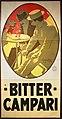 Adolf hohenstein, bitter campari, 1901, manifesto litografico 01.jpg