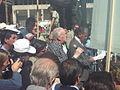 Adolfo César Philippeaux en plaza de Mayo el 2 de abril de 2004.jpg