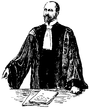 Fransk advokat