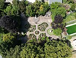 Aerial photograph of Nogueira da Silva Museum Garden (12).jpg