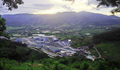 Aerial view of the Escobal mine.png
