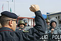 Afghan Police train with Italian Carabineri (5037937869).jpg