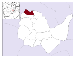 Istalif District District in Kabul Province, Afghanistan