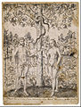 After Lucas Cranach the Younger - The Fall of Man - Google Art Project (xwGGm1nz0eIOnA).jpg