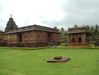 Ikkeri - Image: Aghoreshwara temple at Ikkeri