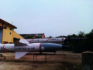 Prithvi (missile) - Agni and Prithvi missile models in DRDO, Balasore