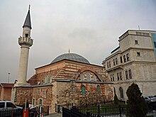 Ahi Çelebi Camii - Vikipedi