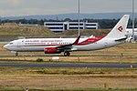 Air Algérie, 7T-VKH, Boeing 737-8D6 (20165848989).jpg