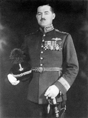 John Tremayne Babington - Air Commodore Babington