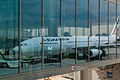 Airfrance Airplane Reflection.jpg