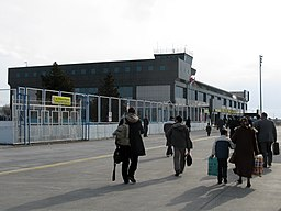 Airport Ferit Mele in Van, Turkey.jpg