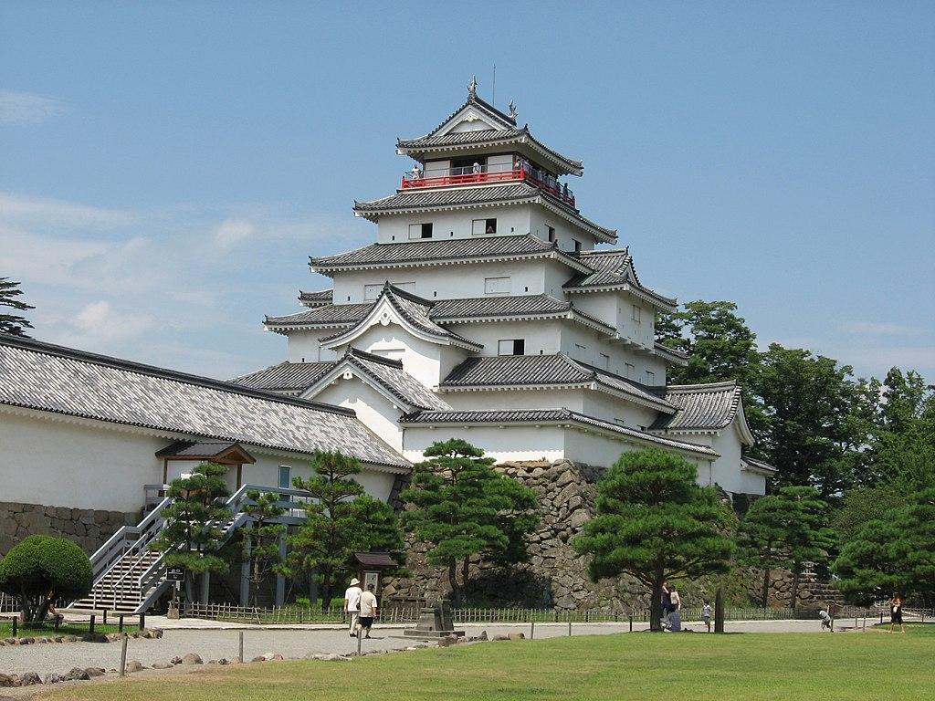 Aizuwakamatsu Castle 05