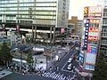 Akihabara I'MK Building under construction (Bic Camera Akiba, former Sofmap Akihabara Main store) (2006-08-19 16.49.52 by moof).jpg
