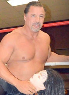 Al Snow American professional wrestler, promoter, trainer and actor