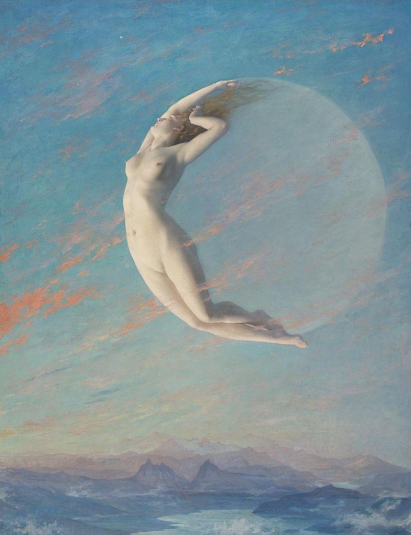 艾伯特·奥布莱特法国画家Albert Aublet (French, 1851–1938) - 文铮 - 柳州文铮