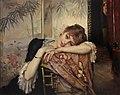 Albert Edelfelt - The Parisienne (Virginie).jpg