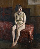 Albert Marquet, 1912 - Nu assis.jpg