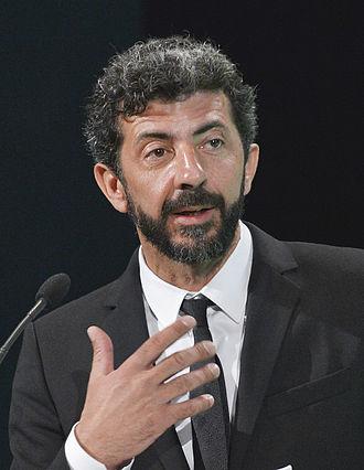 Alberto Rodríguez Librero - Alberto Rodríguez Librero in 2015