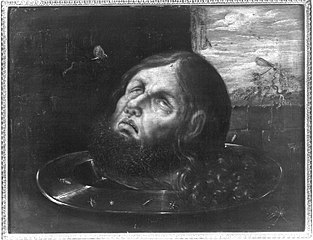 The Head of John the Baptist