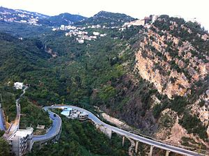 Miniyeh-Danniyeh District - Image: Aldannya loubnan