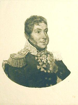 Battle of Guttstadt-Deppen - Aleksey Gorchakov