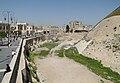 Aleppo Citadel 22 - Moat.jpg