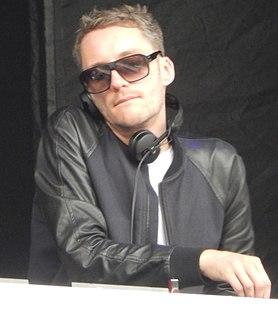 Alex Metric British musician, producer, and DJ