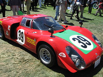 Alfa Romeo Tipo 33 - Alfa Romeo Tipo 33/2 Le Mans (1968)