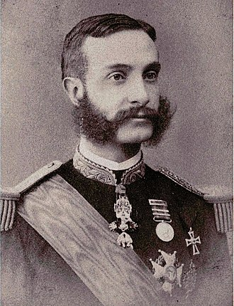 Alfonso XII of Spain - Image: Alfons XII (cropped)