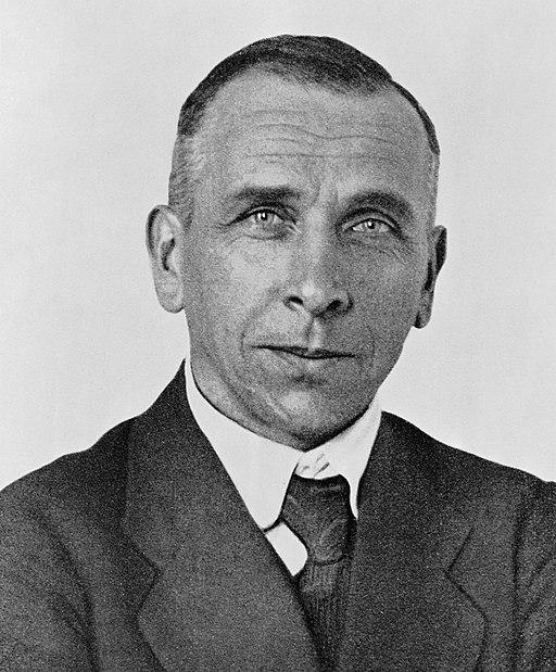 Alfred Wegener ca.1924-30