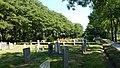 Algemene begraafplaats Nieuw-Helvoet. Graven.jpg