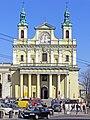 Alians PL LublinCathedralSquareCathedral,2007 03 30,P3300320.jpg