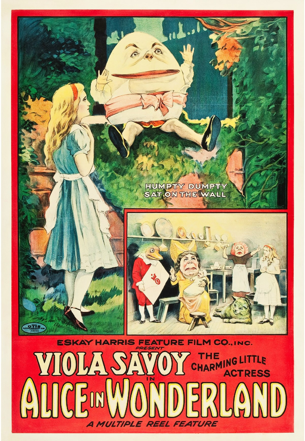 Alice in Wonderland (1915 film) - Wikipedia