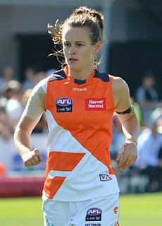 Alicia Eva Australian rules footballer
