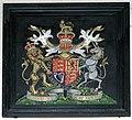 All Saints Church - royal arms - geograph.org.uk - 1342290.jpg