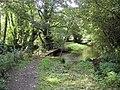 Allen River, Alderholt Mill, Alderholt - geograph.org.uk - 784964.jpg