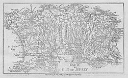 Almanach Nouvelle Chronique de Jersey 1891 carte de Jersey.jpg