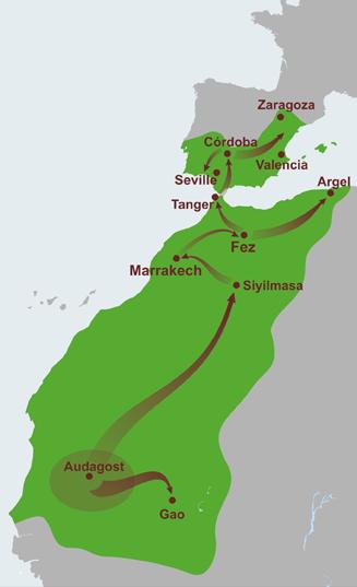 Almoravid Empire