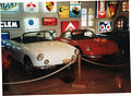 Alpine-Renault A106 Cabriolet and A108 Berlinette c.1960 (16408168619).jpg