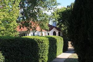 Ainslie, Australian Capital Territory - Alt Crescent Housing Precinct house