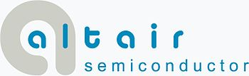 English: Official logo of Altair Semiconductor