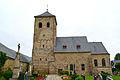 Alte Kirche Hl. Kreuz, Wollersheim, Zehnthofstraße 63.JPG