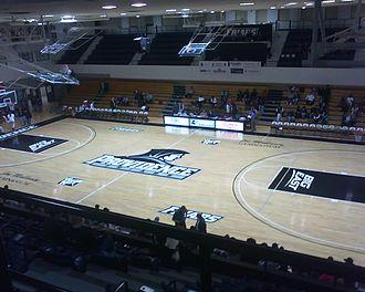 Alumni Hall (Providence) - Image: Alumni Hall Providence Court