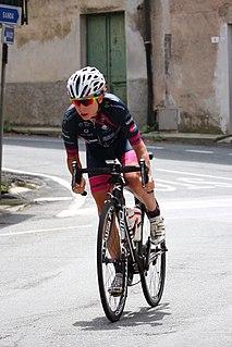Amber Neben American racing cyclist