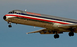 American Airlines MD-80 flight 577.
