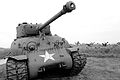 American tank Sherman at Utah beach in Normandie (2746011063).jpg